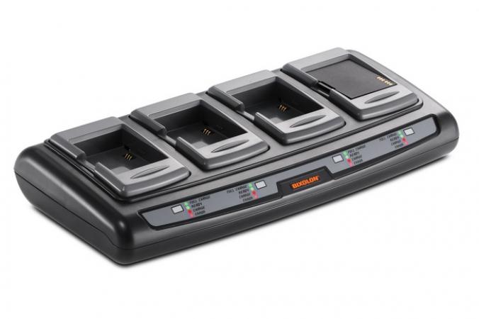 Зарядний пристрій для чотирьох батарей